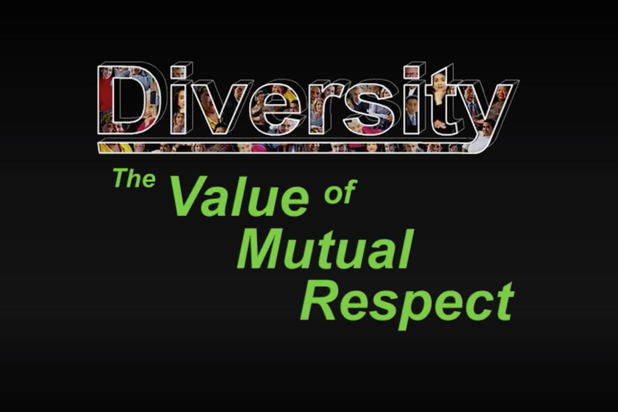 the value of diversity What is value diversity 1 diversity stemming from differences in basic values,  preferences, and priorities of individuals learn more in: leveraging multinational .
